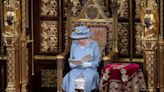 Queen Elizabeth II opens Parliament in low-key ritual, first ceremonial duty since Prince Philip's death