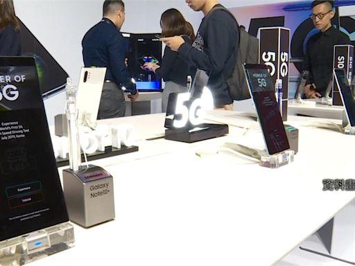 台灣5G用戶數破360萬 人口涵蓋率達標85%