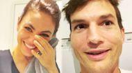 Watch Ashton Kutcher and Mila Kunis Mock Backlash Over Their Kids' Bathing Routine