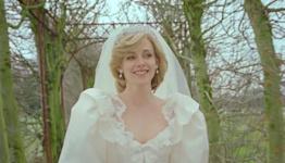Kristen Stewart Says Wearing Replica of Princess Diana's Wedding Dress in Spencer Was 'Spooky'
