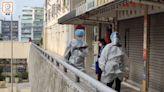 柴灣豐興樓一帶居民擔心強檢儲糧 平台雜貨舖將暫停營業