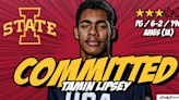 Ames native Tamin Lipsey commits to Iowa State