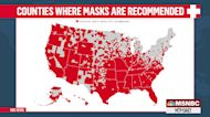 CDC releases data behind updated mask guidelines