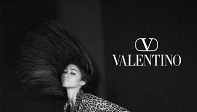 Valentino Cements Relationship With Zendaya