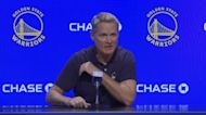 Steve Kerr reveals how his name made it in hit show 'Ted Lasso'