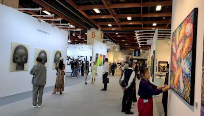 2021 ART TAIPEI揭幕 看見台灣藝術新視野(影音)
