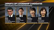 Japan's LDP Elects Leader Who Will Succeed Suga as Premier