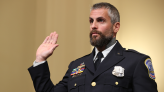 D.C. police officer shares disturbing voicemail he received while testifying in front of Jan. 6 Select Committee