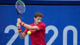 Olympics-Tennis-Spain's Carreno Busta beats listless Djokovic for bronze