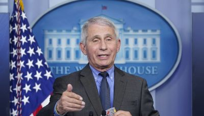 Vatican conference features Fauci, Francis — and Aerosmith