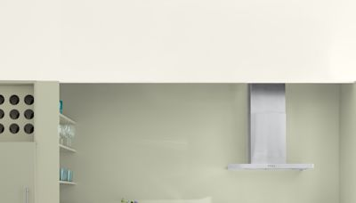 The Benjamin Moore 2022 Color of the Year Is October Mist