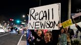 In CA: Anti-curfew event draws maskless protestors, and L.A. suspends outdoor dining