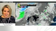 Two winter-like storms impacting Ontario over the next 4 days