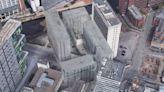 地圖驚現「幽靈大樓」聳立路口 她一查雞皮疙瘩狂起