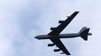 Kremlin accuses U.S. of stoking tensions by flying bombers near its borders