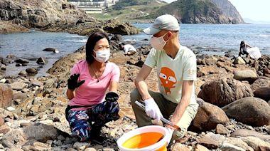 加強海岸清潔 推動山海不留痕