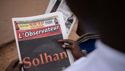 Burkina Faso holds talks on security crisis