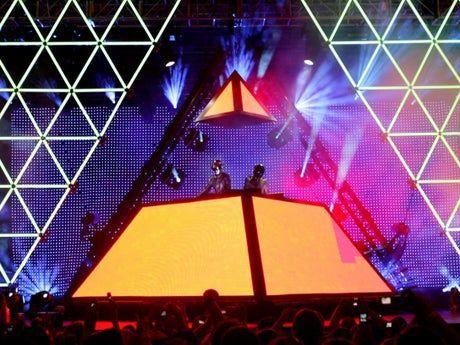 Celebratory, emotive, relentlessly cheesy: Daft Punk's Discovery at 20