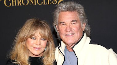 Kurt Russell and Goldie Hawn's Thoughts on Acting Together Will Make You LOL