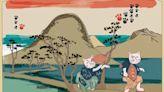 《當藝術家變成貓》:喵川廣重,日本「浮世繪」藝術最後一位貓大師 - The News Lens 關鍵評論網