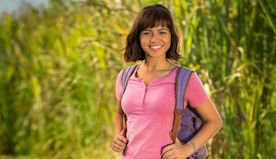 Dora the Explorer' live-action movie posters explore the 'Lost City of Gold'