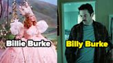 30 Pairs Of Famous People Who Have Basically The Exact Same Name