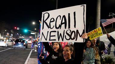 French Laundry snafu reignites longshot Newsom recall drive