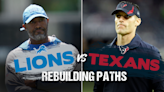 The Houston Texans show the rebuilding path not taken by the Lions