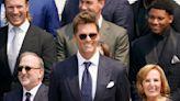 Tom Brady on 'motherf–ker': He knows who he is