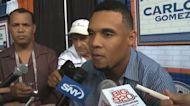 The MLB All-Stars at Citi Field talk about Matt Harvey in 2013 | SNY Flashback