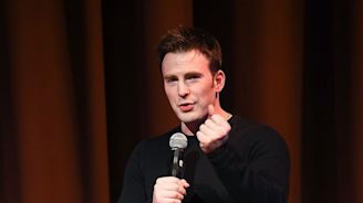 Chris Evans to play a real-life superhero in Netflix movie