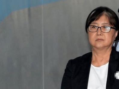 朴槿惠閨密說獄中遭性騷擾 網友譁然