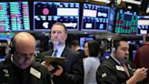IBM weighs on the Dow; Nasdaq and S&P gain ground
