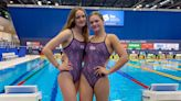 Sacred Heart's Gormsen and Howley swim to World Cup titles