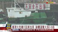 塞港大危機!3因素加乘 貨櫃運價大漲3-6倍