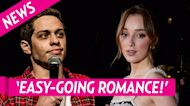 Burning for Him! Phoebe Dynevor, Pete Davidson Are 'Crazy About Each Other'