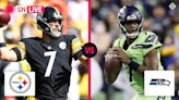 Steelers vs. Seahawks live score, updates, highlights from NFL 'Sunday Night Football' game