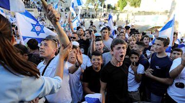 以巴衝突再起? 以色列轟炸加薩報復哈瑪斯丟燃燒熱氣球--上報
