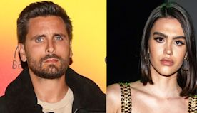 Scott Disick Dines With Amelia Gray Hamlin Following Halloween Outing
