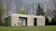 Netherlands' first 3D-printed house