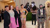 Tom Daley, J Balvin, Symone & Karen Elson Make Moschino Magic at Met Gala 2021
