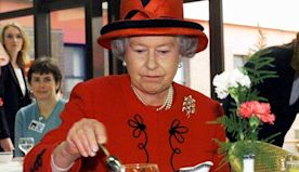 The Queen's cute snack revealed – and how to make it
