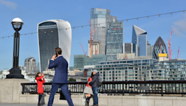 FTSE 100 climbs as traders look ahead to UK Budget this week