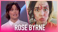 Rose Byrne's Kids 'Went Crazy' Doing Her Makeup
