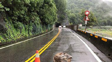 德基水庫蓄水率快破60% 山區道路有落石警方提醒