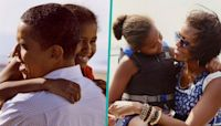 Barack Obama & Michelle Obama Honor Daughter Sasha's 20th Birthday With Sweet Throwback Pics