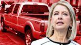 Three Percenter Truck at Capitol on Jan. 6 Belongs to Hitler-Quoting Rep's Husband