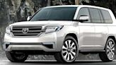 New Toyota Land Cruiser Made In Australia