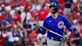 Kris Bryant emotional, wipes away tears after Cubs-Giants trade