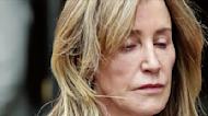 Meghan McCain slams Felicity Huffman, says she deserves jail time